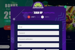 LimewinSignUp