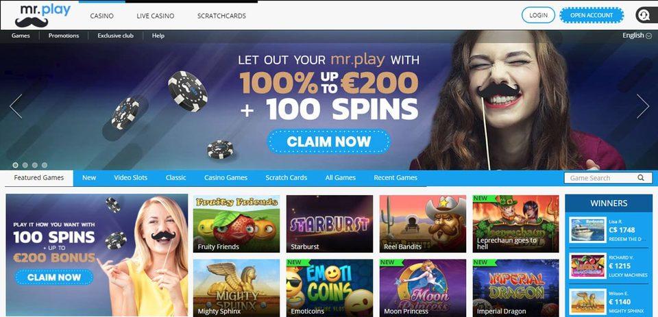 mr play online casino