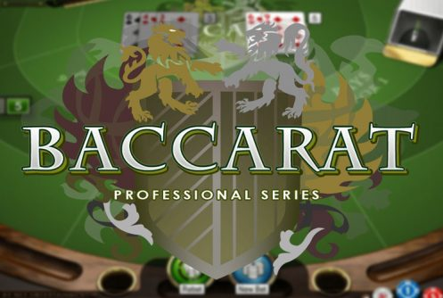 Baccarat-Professional-Serie