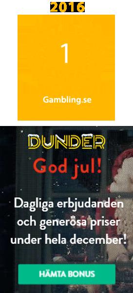 Dunder 2016