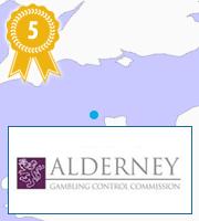 Alderney Casino licens