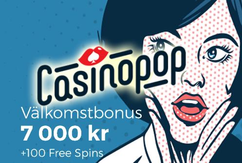 Casino Pop Bonus