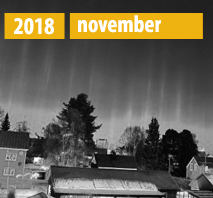 Nya Online Casinon November 2018
