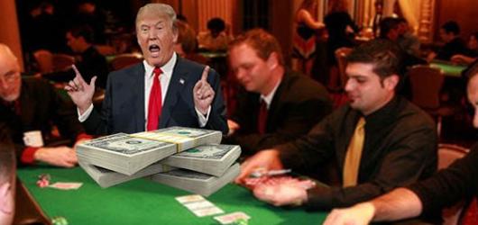 Donald Trump Gambling