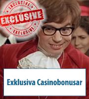 Exklusiva Casinobonusar
