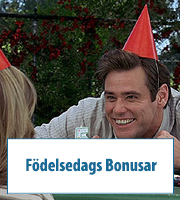 Onlinecasino Födelsedags Bonusar