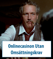 Onlinecasinon Utan Omsättningskrav
