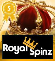 RoyalSpinz Nettikasino