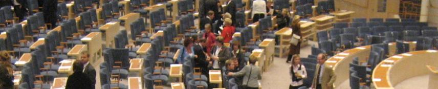 Sweden Legislature