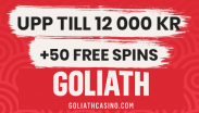 goliath casino sweden