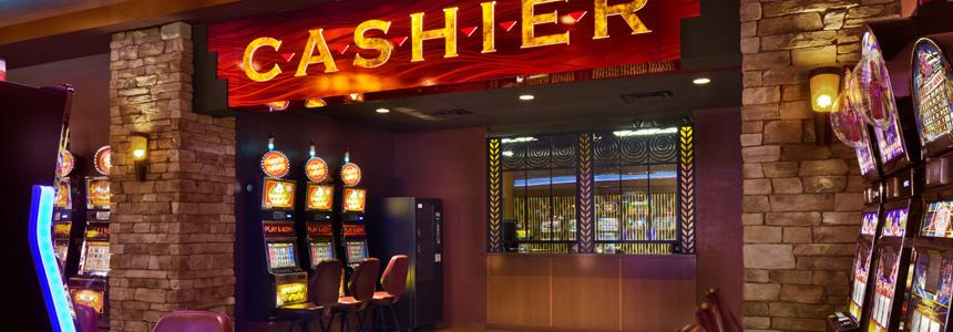 Casino Cashier