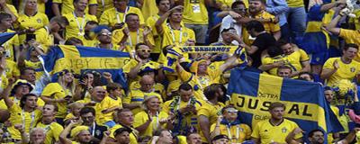 Sweden Crowd