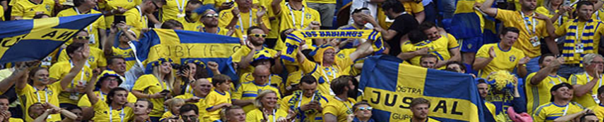 Sweden Crowd