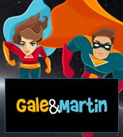 Gale & Martin Nettikasino