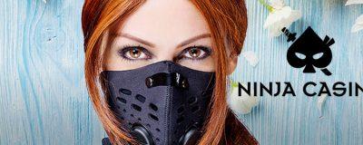 Julen har börjat hos Ninja Casino med en pott på 1,2 miljoner kronor