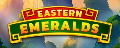 Quickspin introducerar den högsta bonusen någonsin med Eastern Emeralds