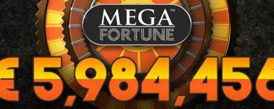 Svensk spelare vann mega jackpot på 69 miljoner kronor på NetEnts Mega Fortune ™