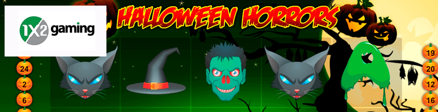 Halloween Horrors 1x2 Gaming