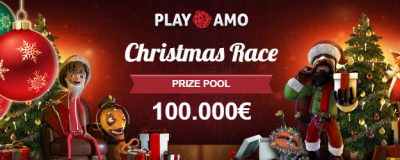 PlayAmo Christmas Race