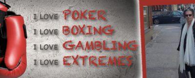 I Love Poker; I Love Boxing; I Love Gambling; I Love Extremes (av Harald Pia)