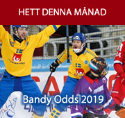 Bandy Odds 2019