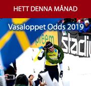 Vasaloppet Odds 2019