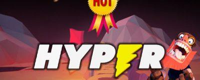 Äventyrsturneringen har kommit till Hyper Casino