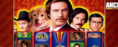 Anchorman: The Legend of Ron Burgundy slot har kommit till PlayOJO!