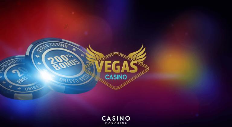 VegasCasino ger dig chansen att vinna en del av €40,000