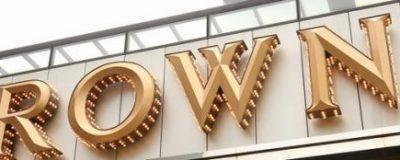 Crown Casino: Påstådd involvering med kinesiska brottsliga gäng