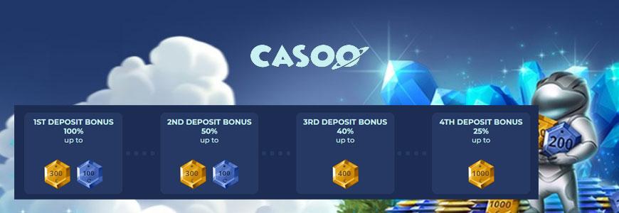 Spela Deal or No Deal med en Live Dealer på Casoo Casino