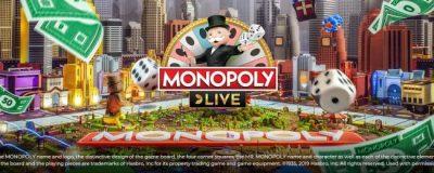 Återupplev dina barndomsminnen med Mr Green och Monopol Live