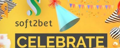 Mjukvaruutvecklaren Soft2Bet, Firar sin Tredje Årsdag