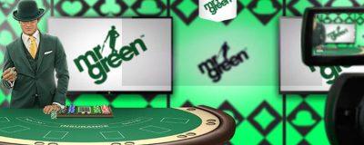 Vinn en del av 1000 Free Spins med Thrills 'n' Chills på Mr Green Casino