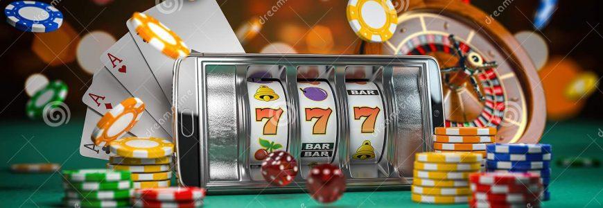 Spana in några av det mest populära Casino Slots 2019