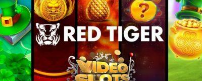 Red Tiger Introducerar sitt Jackpott Nätverk till Videoslots