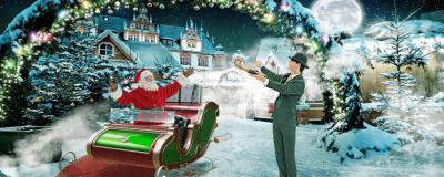 Öppna Dina Dagliga Julklappar hos Mr Green Casino