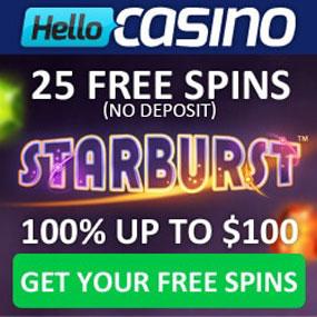 Hello Casino, det vänligaste casinot i världen!