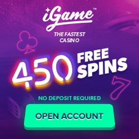 Bra varianter på olika typer av casinospel från marknadsledande leverantörer.