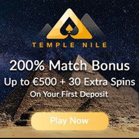 Upptäck Temple Nile och hennes rikedomar som ligger under ytan.