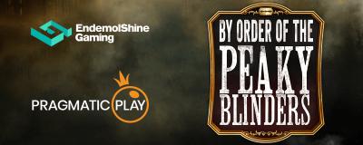 Peaky Blinders dyker upp på spelmarknaden tack vare Pragmatic Play