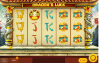 Dragon's Luck slot by Red Tiger Gaming