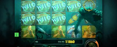 The Creature From The Black Lagoon Slot Är Nu Live