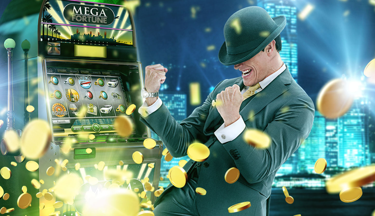 Mr. Green Casino Mega Fortune