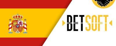 Betsoft har fått Godkännande för Tillgång till den Reglerade Marknaden i Spanien