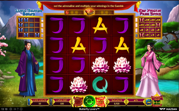Butterfly Lovers slot is a must-try for Valentines Day 2020