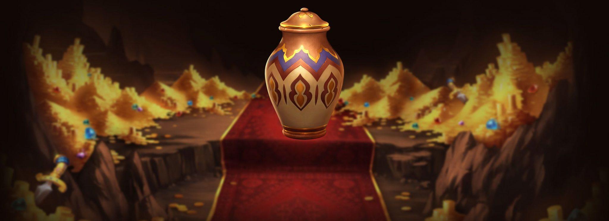 Play'n GO Har Släppt Lös En Ny Legend - Fortunes of Ali Baba Slot