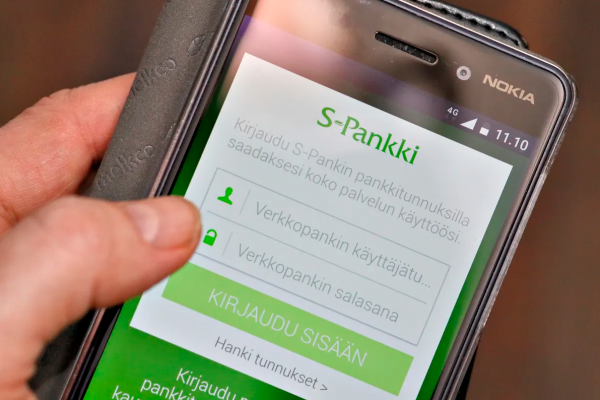 S-Pankki account login