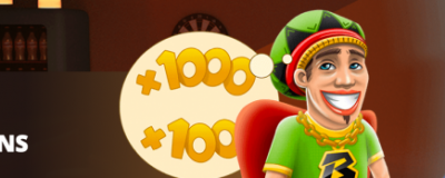 500 Free Spins Varje Dag - Detta Är Vad Du Kan Förvänta Dig Från Bob Casino