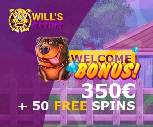 På Will's Casino, finns alltid mer Action och mer Kul
